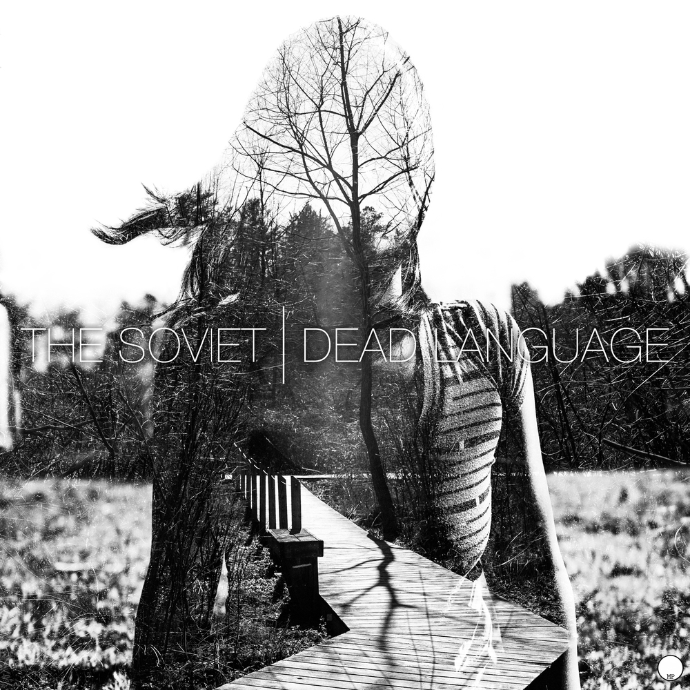 Album Cover Selection, The Soviet, Dead Language EP, 2013