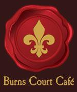 Burns Court Cafe