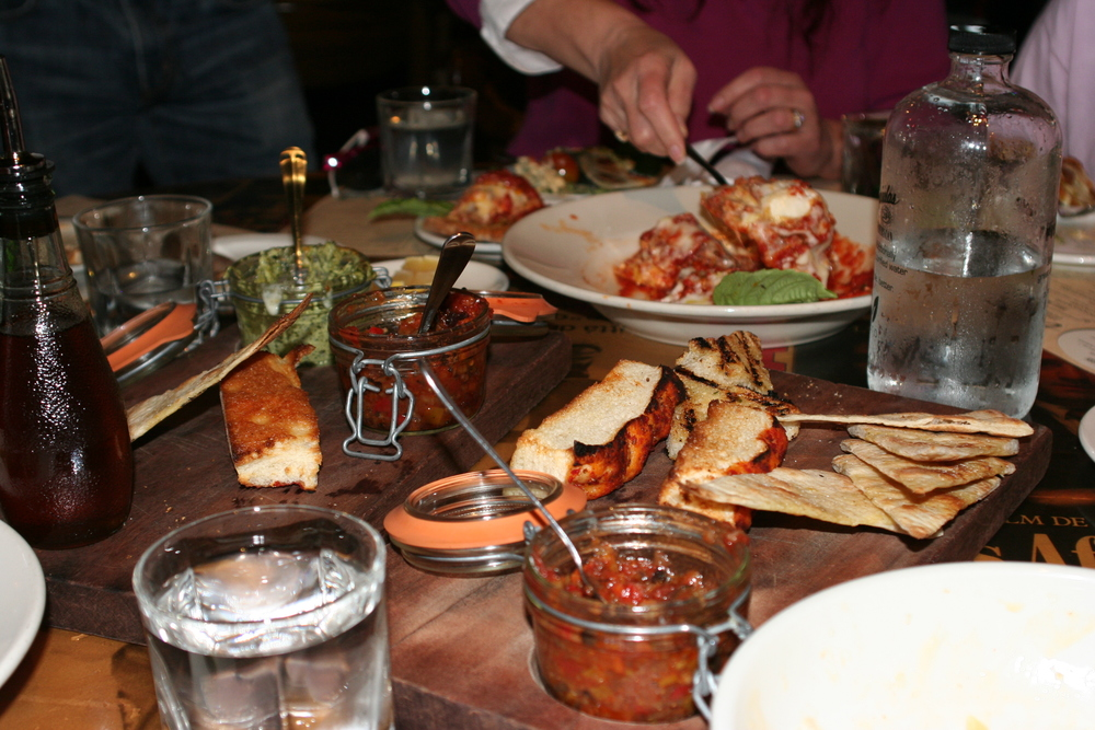What a Feast at Caragiulos!
