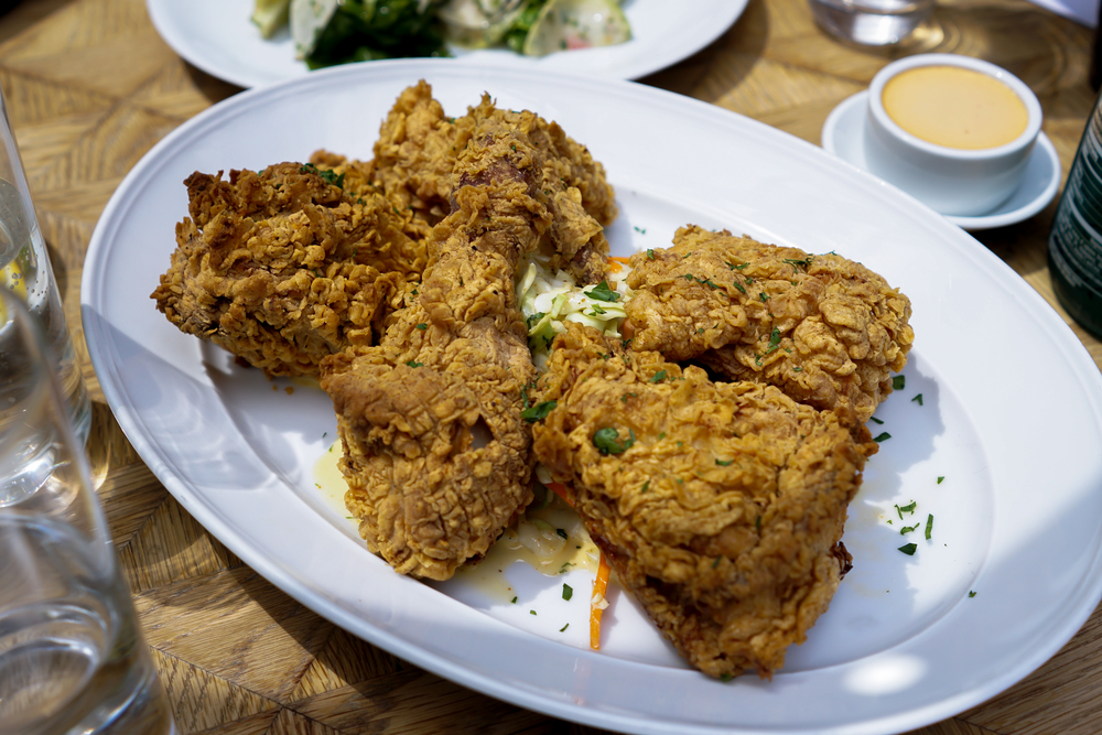 Country Fried Half Chicken