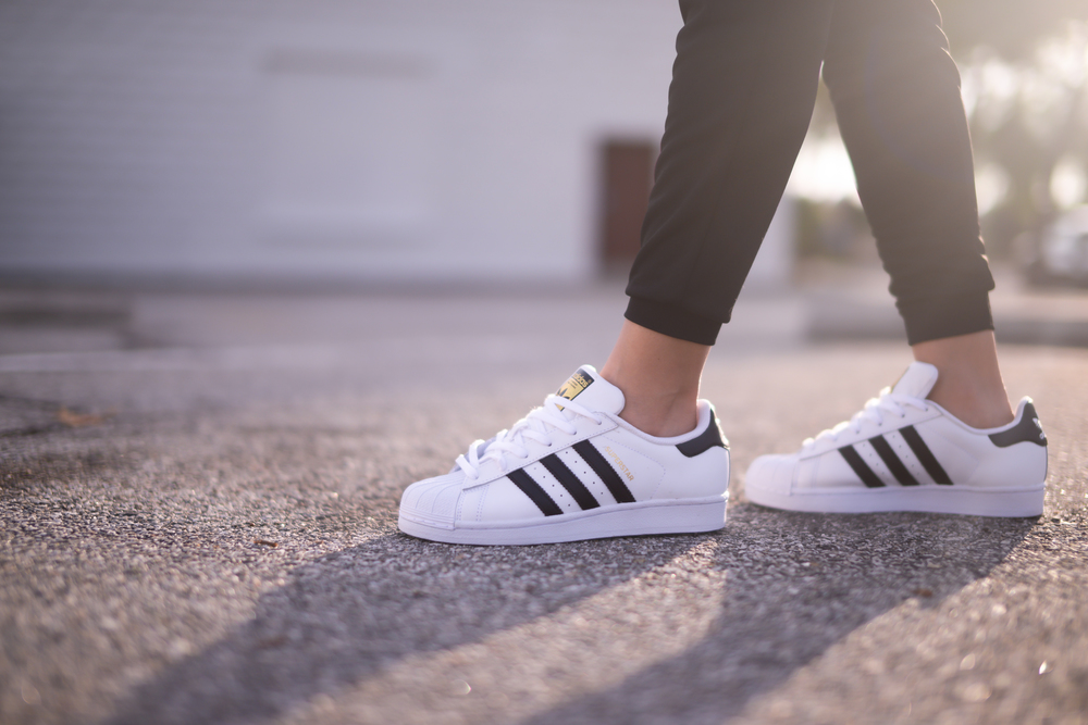Adidas Superstars Originals Black White Shoes By Lisa Linh Lisa Linh
