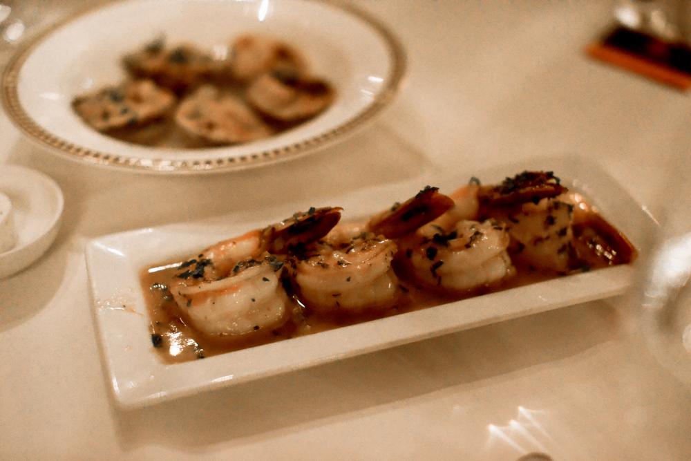 La Dolce Vita Shrimp Scampi By Lisa Linh Lisa Linh