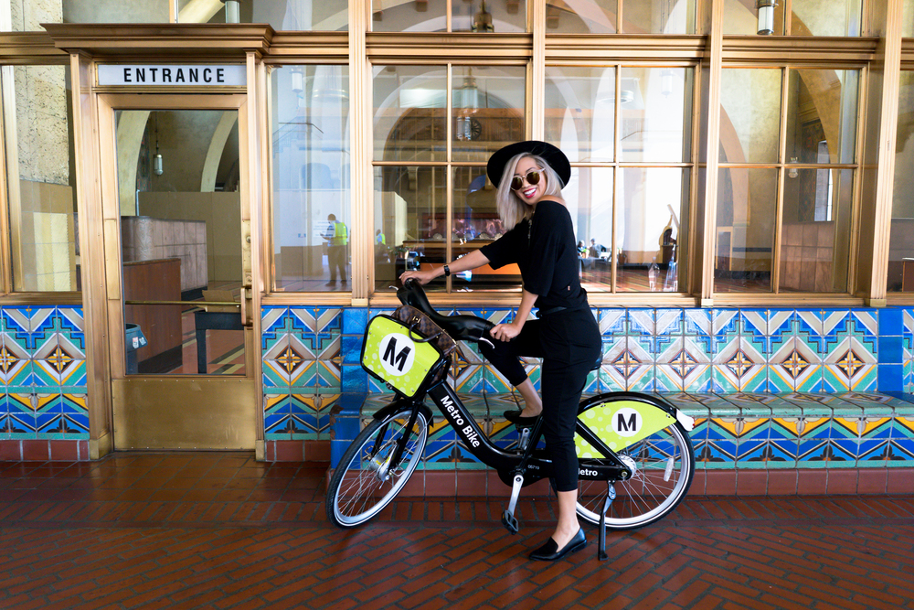 Union Station Downtown LA By Lisa Linh Lisa Linh