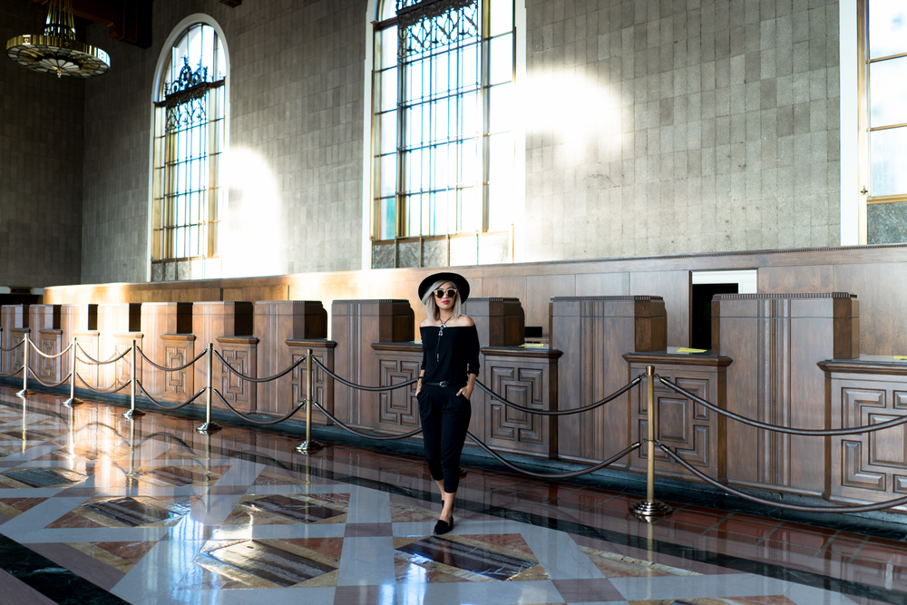 Union Station Downtown Los Angeles By Lisa Linh Lisa Linh