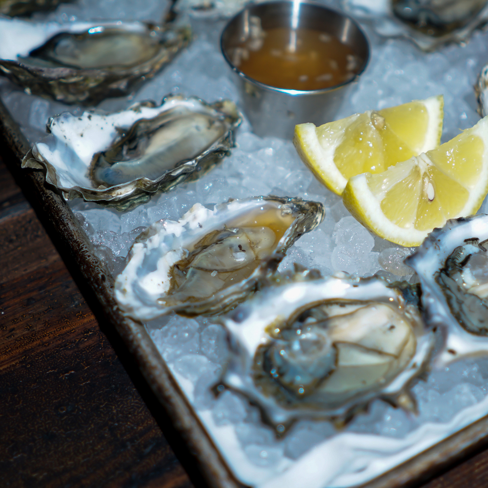 The Eveleigh Oysters By Lisa Linh Lisa Linh