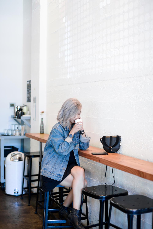 Cup and Bar Coffee Portland Oregon By Lisa Linh Lisa Linh