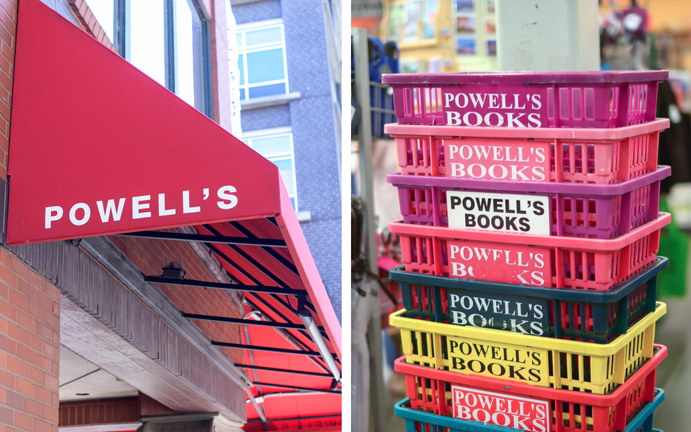 Powell Book Store Portland Oregon By Lisa Linh Lisa Linh