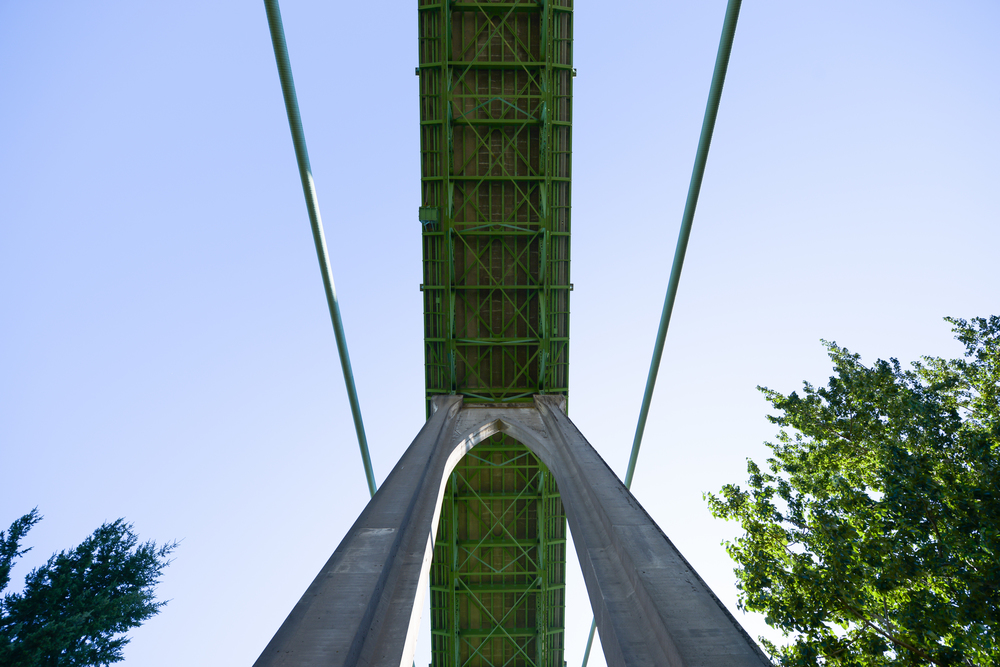 St. Johns Bridge Portland By Lisa Linh Lisa Linh