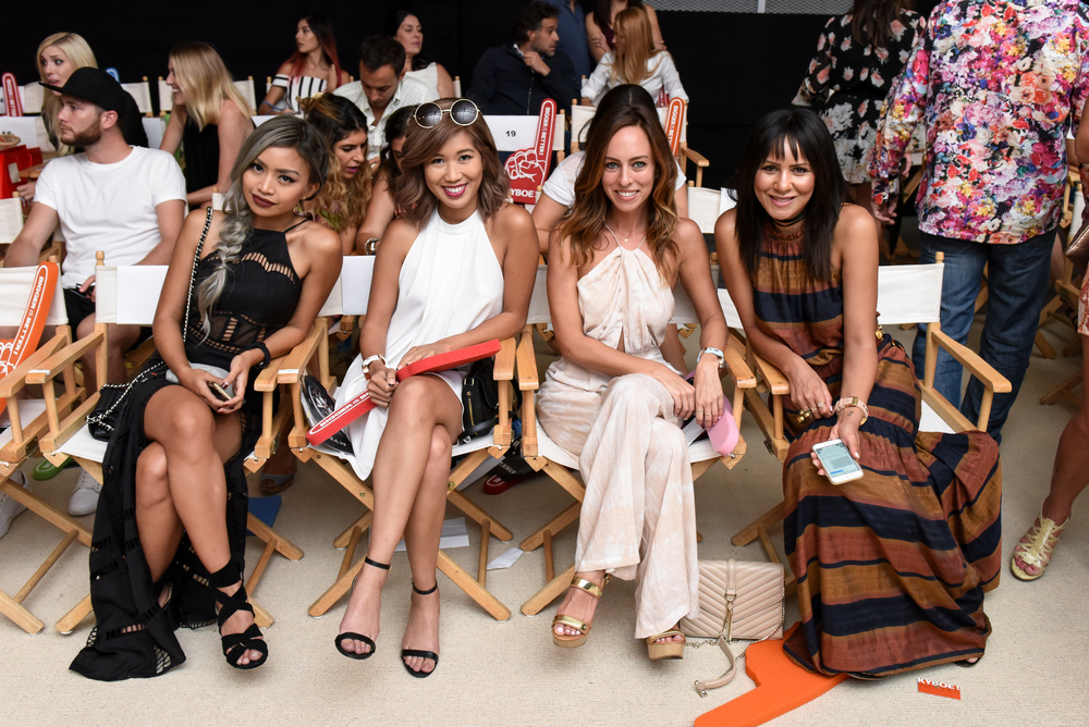 KYBOE Front Row Miami Swim Week By Lisa Linh Lisa Linh