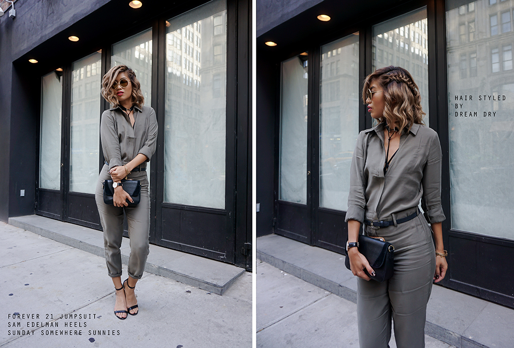 f21 jumpsuit new york fashion week by lisa linh lisa linh