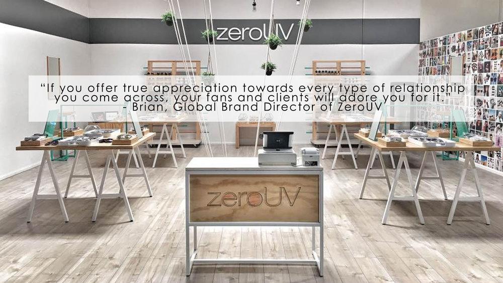 ZeroUV