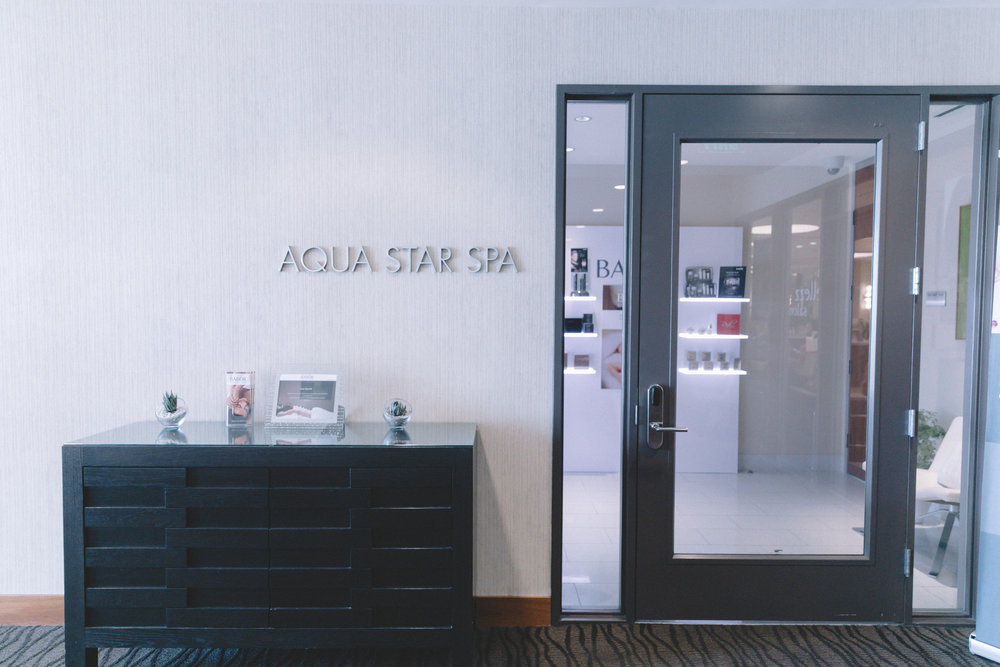 Spa - The best Swedish massage I've ever had
