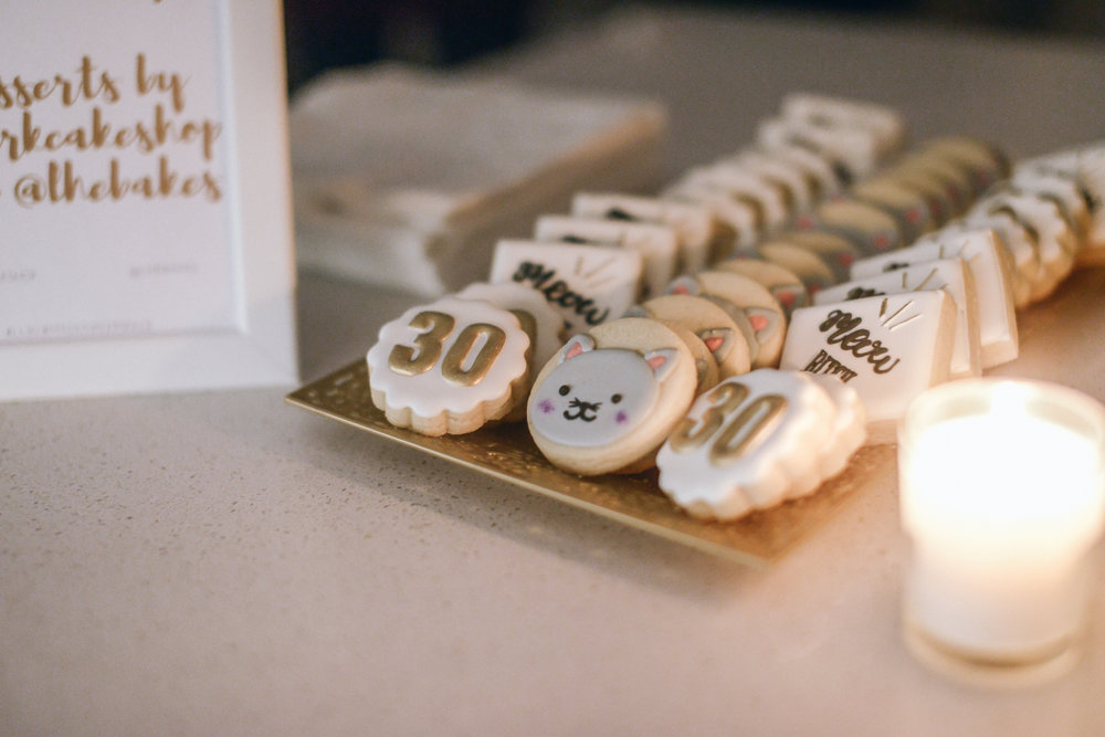 Custom cookies by  LHE Bakes