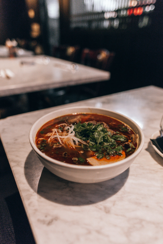Bun Bo Hue (my fave Vietnamese dish)