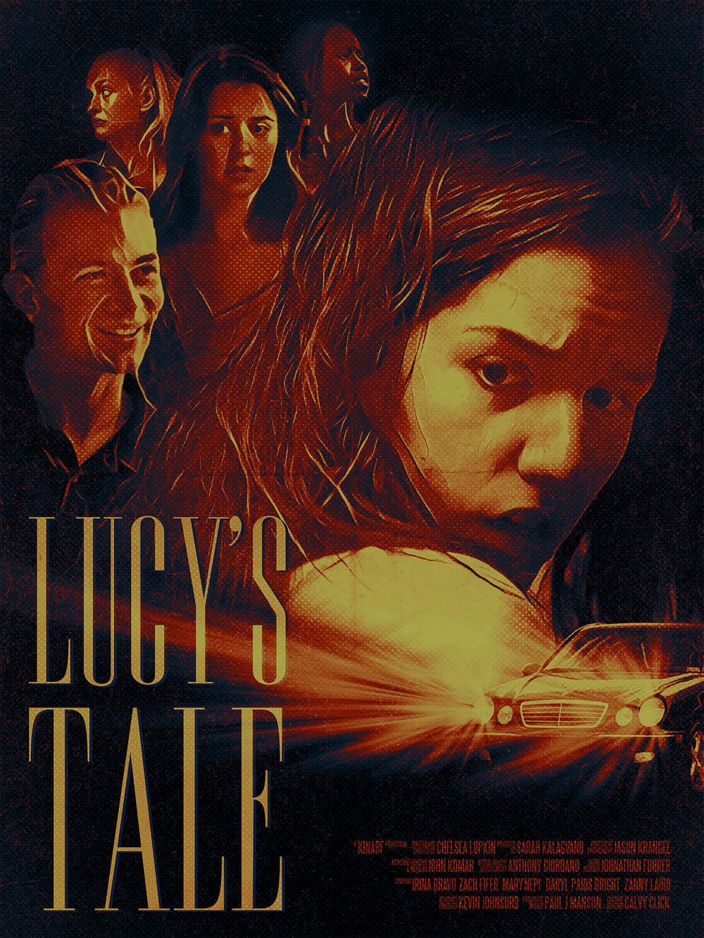 LUCY'S TALE: A SHORT HORROR - Between mean girls, her first romance, and budding hormones, Lucy begins to realize that she's not quite like the other teenagers in her class in this coming-of-age horror.