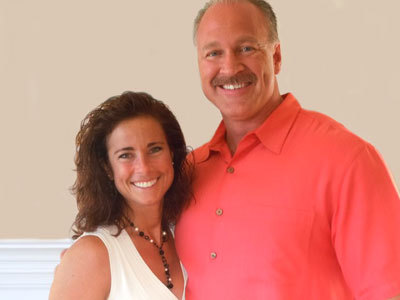 Brian Gardner and Wendy Gardner, owners
