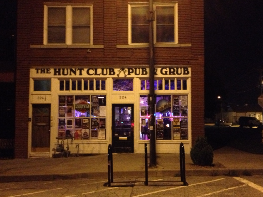 The Hunt Club in Downtown Tulsa