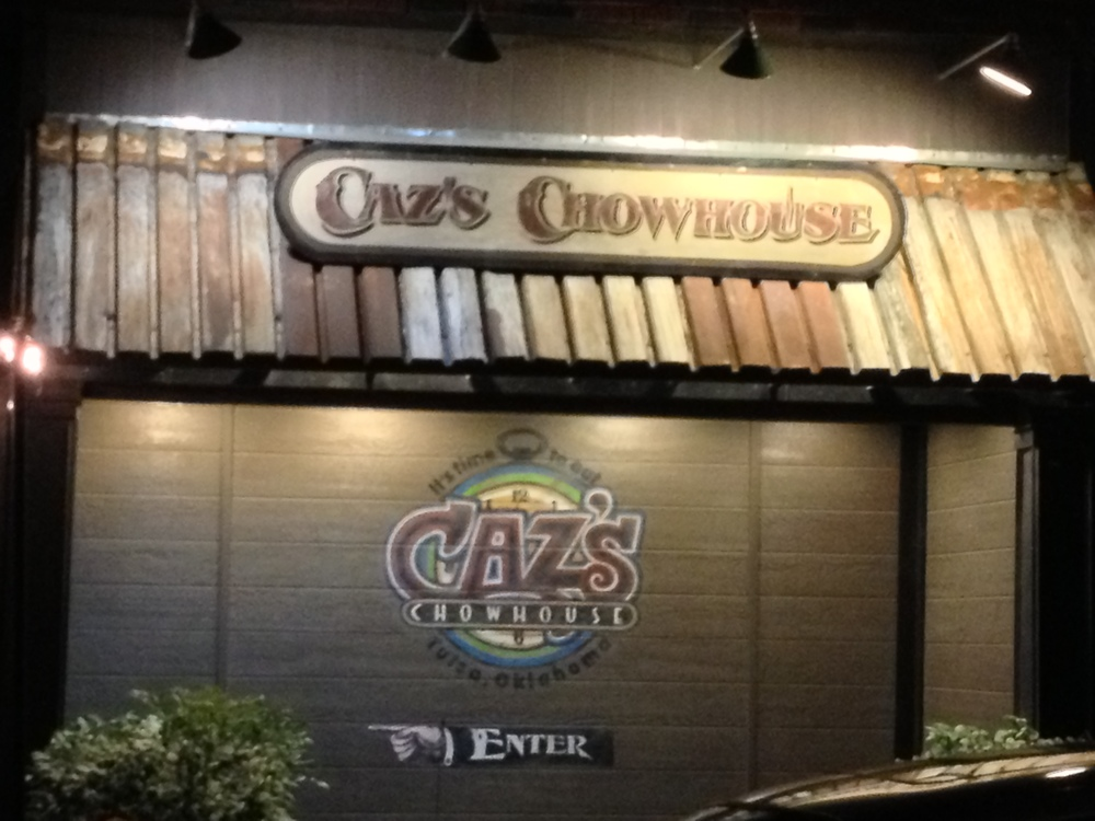Cazs ChowtulsaHouse in Downtown Tulsa