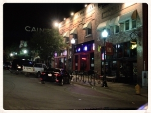 Cains Ball Room and other Local Bars in Downtown Tulsa .