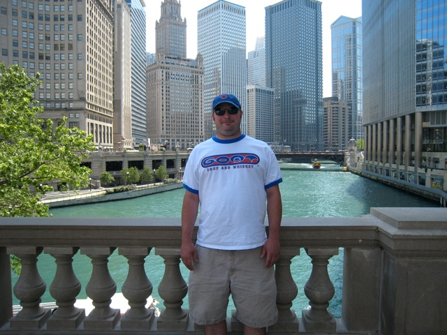 Bradley Johnson in Chicago