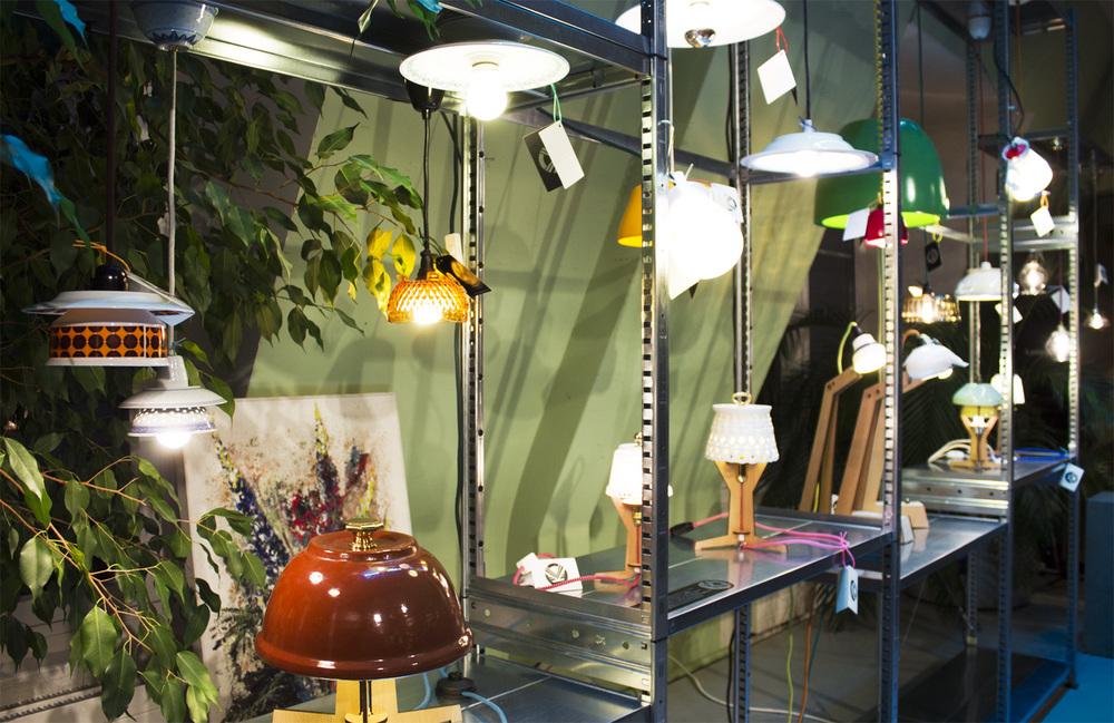 Ausstellung im Zürcher Brockenhaus