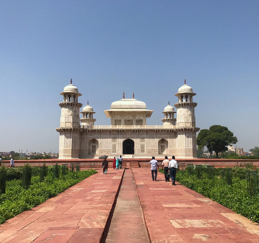 Itimad-ud-Daula mausoleum(Baby Taj)