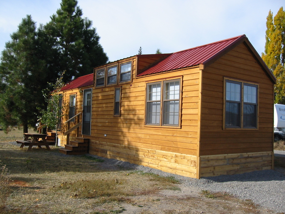 Parkmodel Cabin