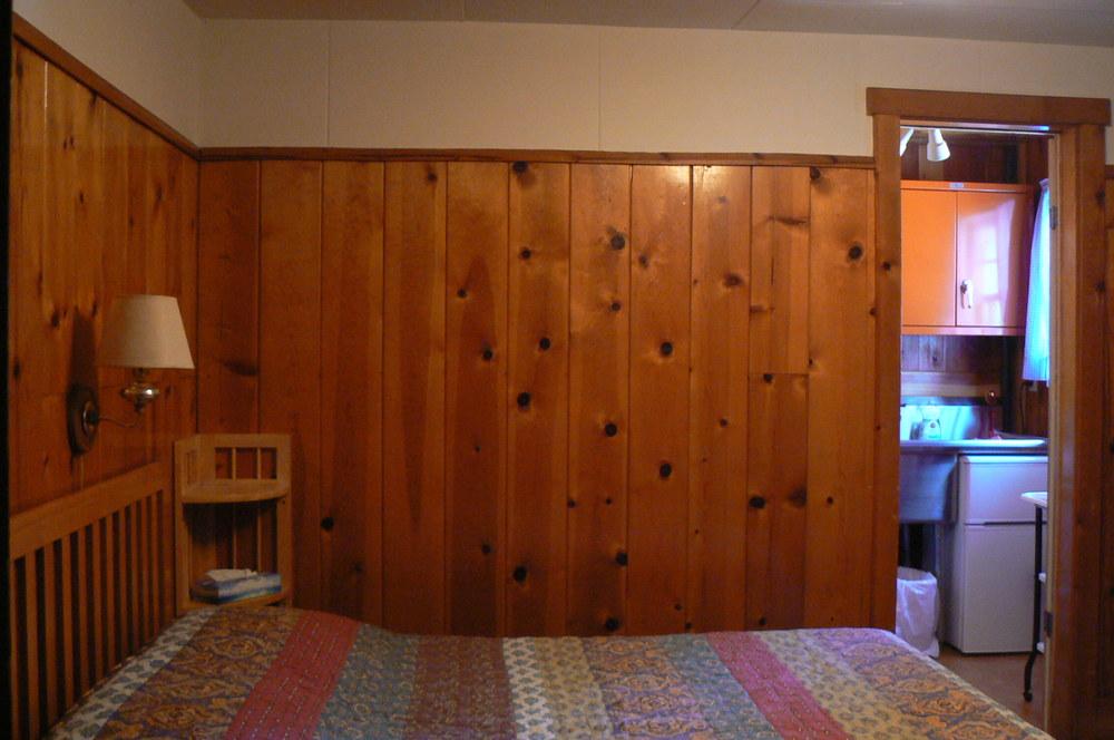 Suite - second bedroom and kitchen