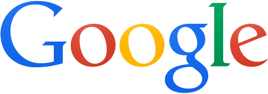 What's the font of Google's logo?
