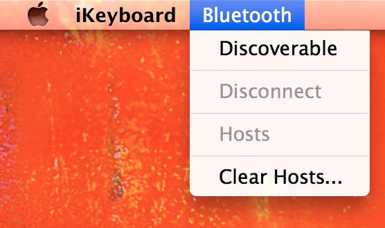 iKeyboard 设置1