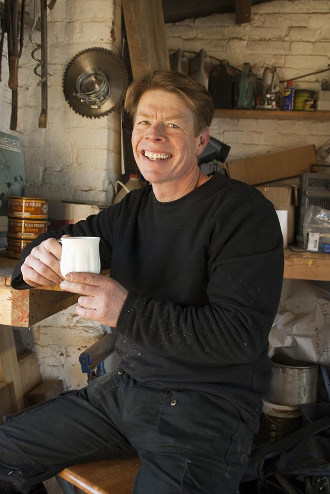 Simon Danby, Owner, NHT