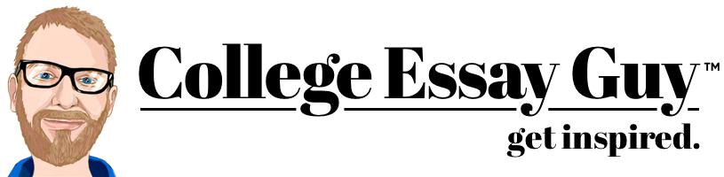 College Essay Guy – Get Inspired