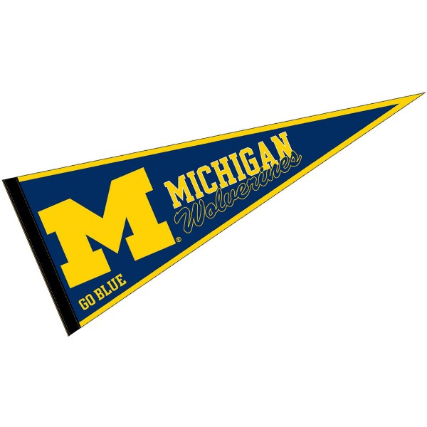 University of Michigan Pennant.jpg
