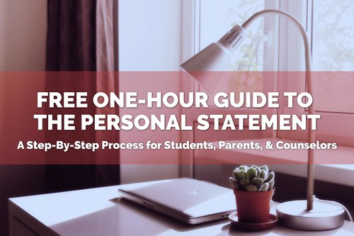 Personal Essay Brainstorming Exercises    Planning a Personal Statement  Strategy  How and When to Write the Right One USA TODAY College