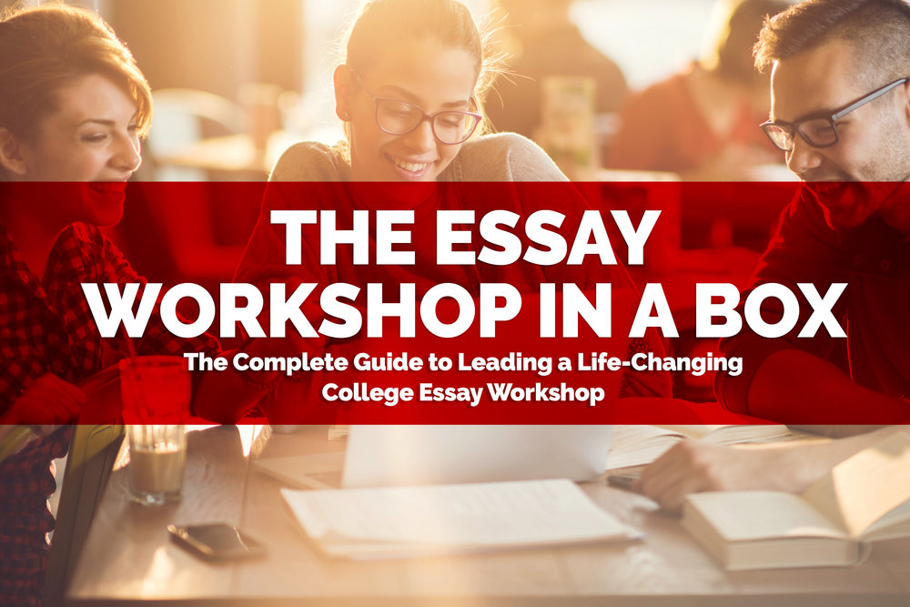 the essay workshop in a box