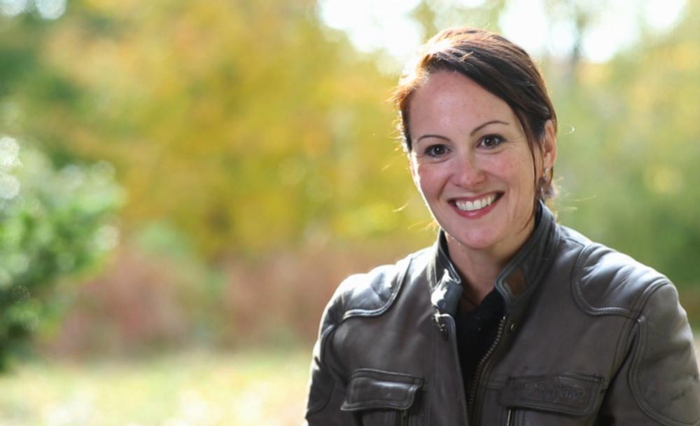 Mary Healey Jamiel. Photo: Ken Willinger