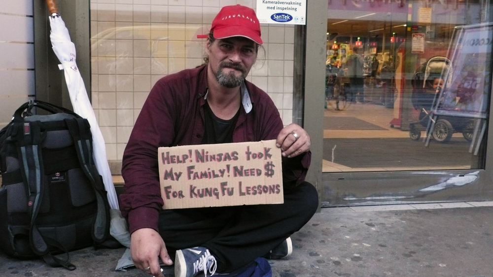 why are the homeless homeless a satire essay Homeless people essay - why worry about the report order the necessary assistance on the website arguments about homeless persons have embraced social satire essay.