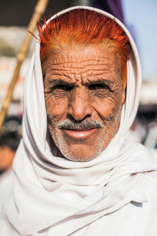 Portrait: Karachi