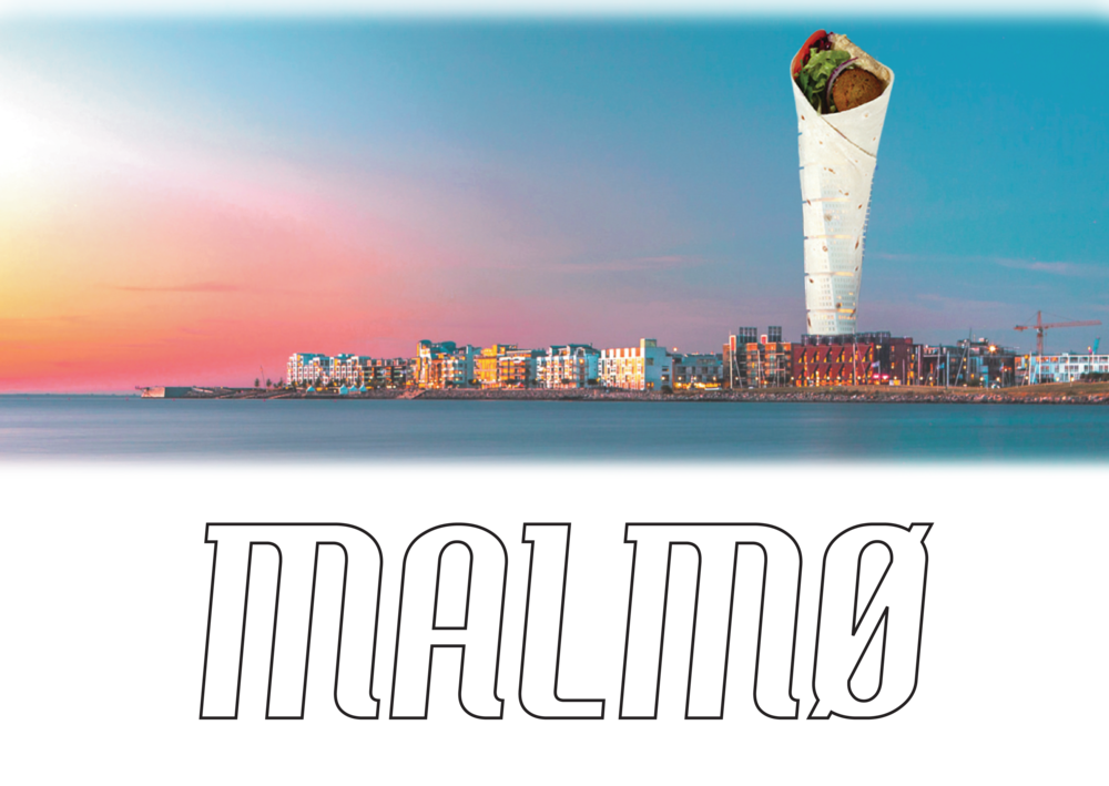 Malmø by  Buddha Wear .