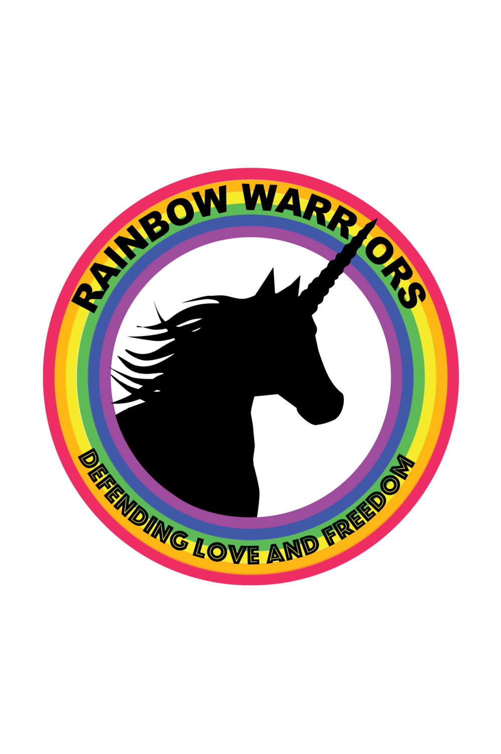Rainbow Warriors Poster  €9.99–€14.99 Available in A4, A3