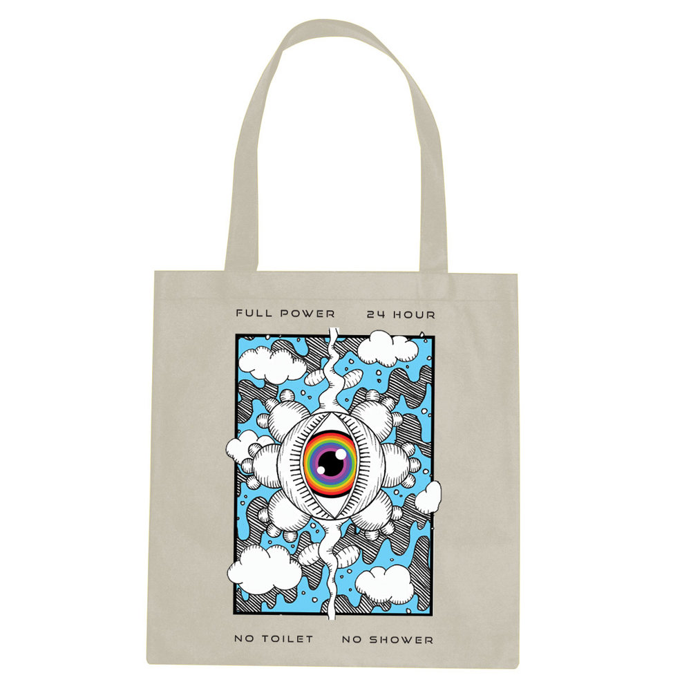 Full Power tote bag  €14.99 Available in natural
