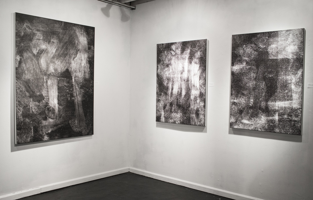 Exhibit view: Delurk Gallery, 2015