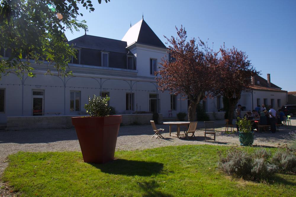 Chateau du Mesnil Il d'Oléron