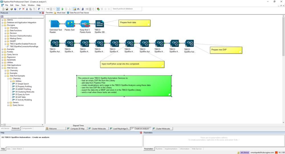 Automation Services Integration