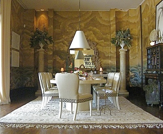 Stunning Dining Room Mural Pictures - Rugoingmyway.us ...