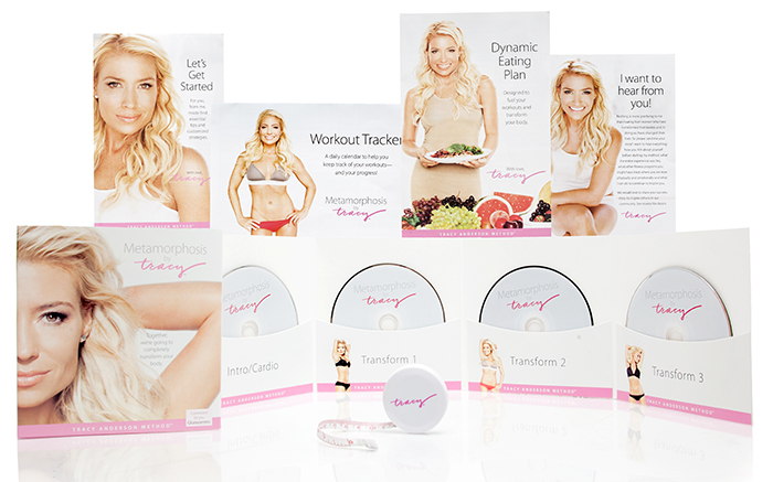 Order Tracy's Metamorphosis DVD collection here!