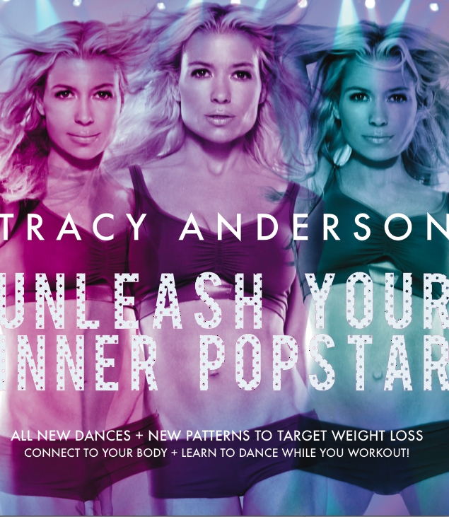 Tracy Anderson Dance Aerobics DVD