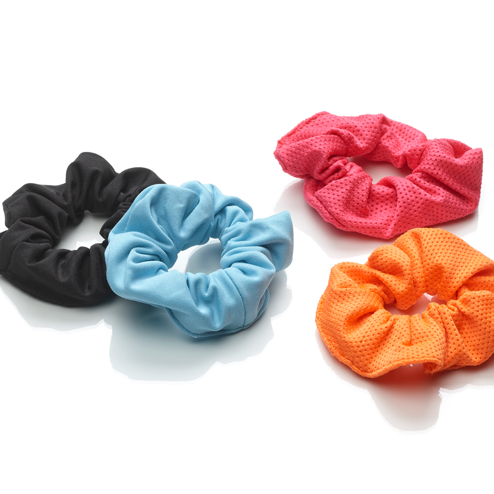 20091: Everyday & Active Sporty Mesh Scrunchie