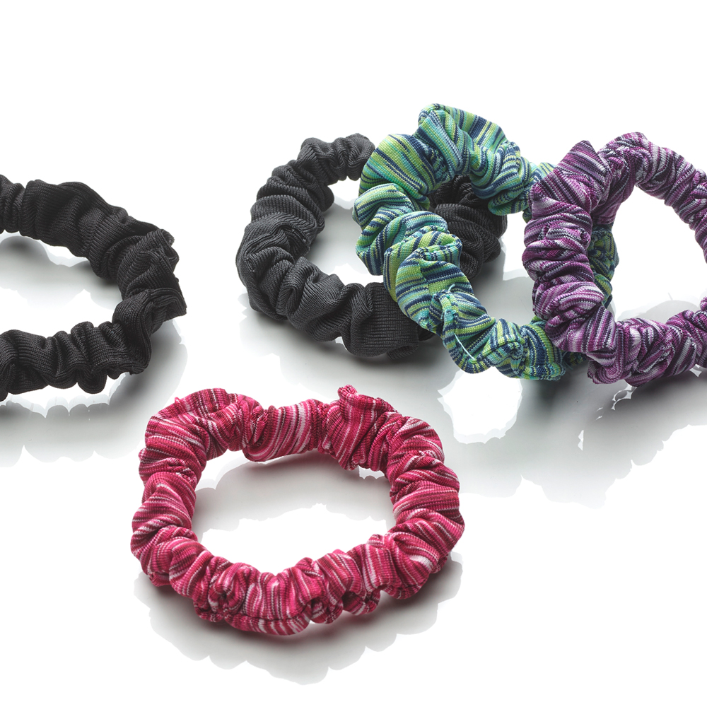 20123: Everyday & Active Mini Space Dye Scrunchie