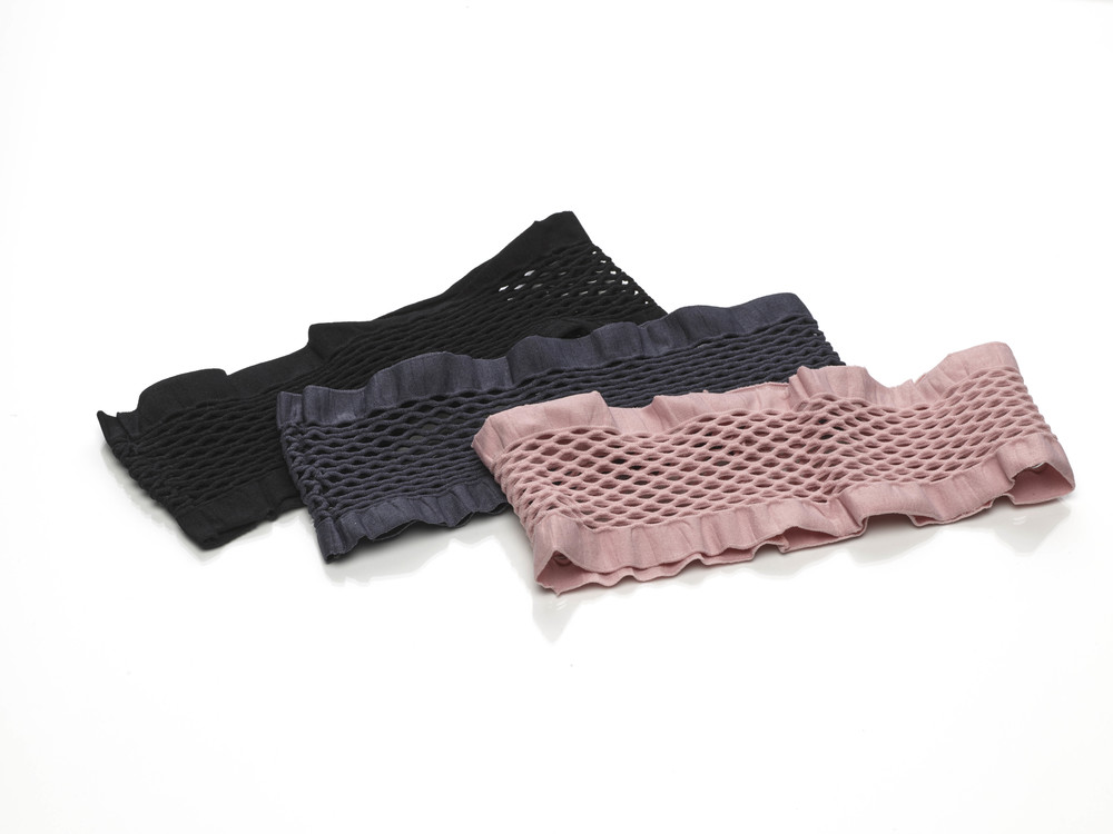 Soft and Comfortable Wide Net Headwrap